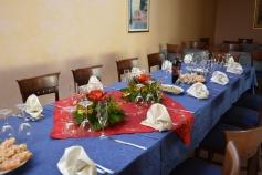 Tavolo blu